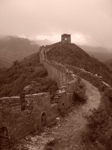 Great Wall, Sep Aug 2003