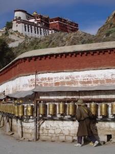 Lhasa, Sep 2003
