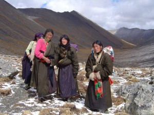 Tibet, Sep 2003