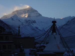 Everest Base Camp, Sep 2003