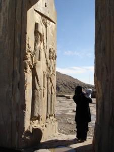 Persepolis, Jan 2003